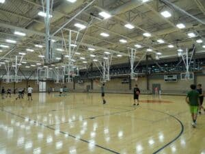 Provo Rec Center at Our Utah Visit